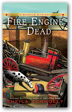 Fire Engine Dead